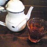 玄米菜食日曜食堂 - すっきり三番茶!