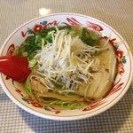 奥快餐 - 柳麺(ラーメン)650円☆(第一回投稿分②)