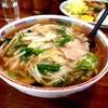 一品香 - 料理写真:サンマー麺 野菜たっぷり♪