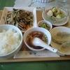 八興園 - 料理写真:ニラレバー炒めランチ 840円