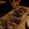 トスカーナの食卓 - 料理写真:トスカーナのチケッティ6種盛(13.10)