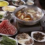 老麻火鍋房 - 食べ方のルールは『 楽しく食べるだけ 』