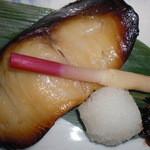 さくら亭 - ギンダラ西京焼