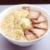喜多方ラーメン 坂内 - 料理写真:喜多方わんたんラーメン