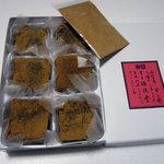 桔梗堂 - わらび餅 6個 1,000円