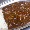 カレーノチカラ - 料理写真:牛すじカレー