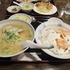 錦海楼 - 料理写真:【焼豚卵飯定食@800円】