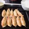中華料理 龍美 - 料理写真:2014/04 餃子×2皿