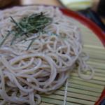 26645821 - 中国産の蕎麦粉だそうですが、どうでもいいお話という事で(^^)