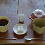 cafe ねこぱん - 追加のセットドリンク