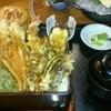 和風レストラン 七曲り - 料理写真:天丼