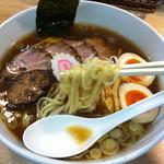 はらぺこ - 味玉叉焼麺