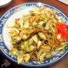 仲右衛門 - 料理写真:カレー焼そば