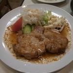 公園通りの洋食屋 ROMAN - 肉厚ポークソテー