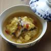 酒守 - 料理写真:焼き穴子の粟蒸し950円