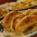 中華料理 香州 - 餃子