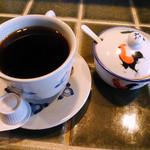 26688132 - ランチのドリンクにコーヒー選択