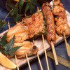 やきとり 米家 - 料理写真:こだわりの備長炭でふっくら焼き上げた焼き鳥をどうぞ!