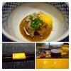 広又 甚六 - 料理写真:かわはぎの肝和え・・お店により色んなスタイルがありますが、どの調理法でも美味しい。