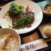 和空間 葉隠 - 料理写真:ステーキ定食