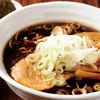 らぁめん 次元 - 料理写真:黒醤油ラーメン