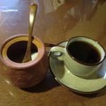 かえるcafe - ホツトコーヒー(ミニサイズ)