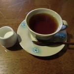 かえるcafe - ホツトミルクティー(ミニサイズ)
