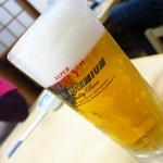 酒蔵十字屋 - ドライプレミアム550円