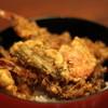 天ぷら 片山 - 料理写真:天丼 並