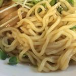 26723768 - やや柔らかプリプリ太麺