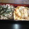 矢川 そば店 - 料理写真:かつ重セットざるそば付き