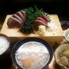 芝浜 - 料理写真:かつお刺身定食