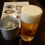 マンゴスチン - ランチビール250円