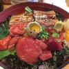 鮨 よし喜 - 料理写真:づけマグロ穴子丼