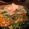 宮田屋 - 料理写真:広島風お好み焼き 五目 そば入り