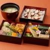楠公レストハウス - 料理写真:江戸の味を再現した『江戸エコ行楽重(参の重)』1700円。要予約2日前までに。