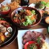 HIGE6CHO - 料理写真:飲み放題付  4000コース☆    メインはローストビーフとパエリア