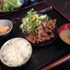 ポトス - 料理写真:生姜焼き定食w