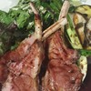 オランチョ - 料理写真:本日のおすすめより、子羊の炭火焼き。