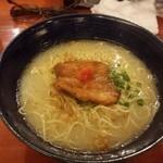 鳥料理 有明 - 【2014年皐月(5月)】軍鶏水炊きラーメン