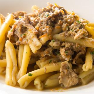 イタリア郷土の味をカジュアルに