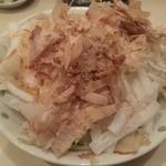 炭火焼鳥とりっこ - 大根サラダ