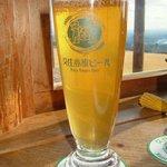 久住高原地ビール村 - やっぱりヴァイツェンになりました。ドイツのバイエルン地方で生まれた小麦の割合を多く用いた淡色ビールです。