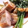 フィデリテ - 料理写真:もち豚のロースト