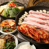 仁川家 - 料理写真:三段バラ・カムジャタンコース
