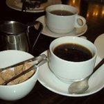 CAFE RIGOLETTO - ウマい!コーヒーもお代わりできます
