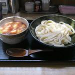 肉汁うどんの南哲 - 「肉汁うどん(小盛/300g)」です。