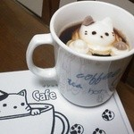 道の駅花の駅千曲川 - CafeCatコーヒー用マシュマロ