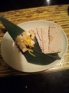 土間土間 - チーズ豆腐
