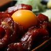鍋光 - 料理写真:熊本直送生馬刺し 桜ユッケ